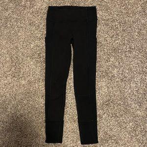 Black Ivivva leggings